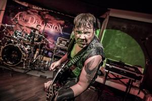 Dominic Veit // Art of Delusion // Legends Lounge // Olching