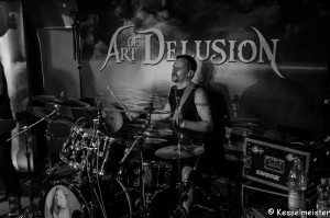 Bernd Krebs - Art of Delusion @ Rock meets Metal Festival