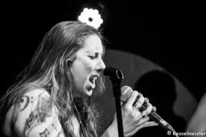 Melanie Aßhoff - Art of Delusion @ Rock meets Metal Festival