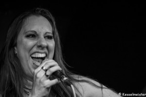 Melanie Aßhoff - Art of Delusion @ Rock meets Metal Festival