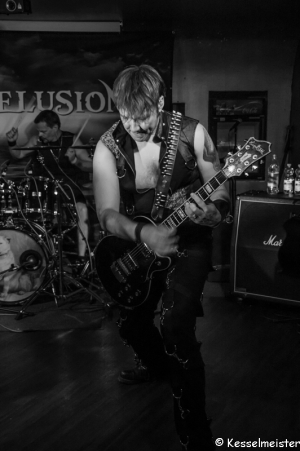 Dominic Veit - Art of Delusion @ Rock meets Metal Festival